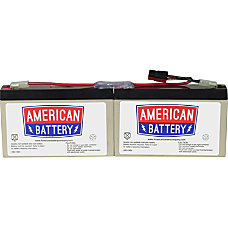 ABC Replacement Battery Cartridge 18