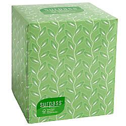 Surpass 2 Ply Facial Tissue 45percent