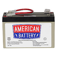 ABC Replacement Battery Cartridge 3