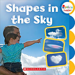 Scholastic Library Publishing Rookie Toddler Shapes