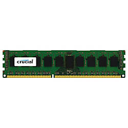 Crucial 8GB 240 pin DIMM DDR3