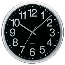 Tempus Quartz Movement Commercial Clock 13