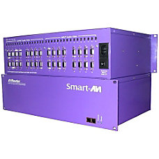 SmartAVI AV16X16S Video Switch