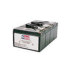 ABC Replacement Battery Cartridge 8