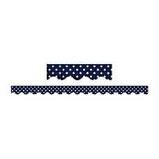 Teacher Created Resources Border Trim Scalloped