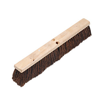 Proline Brush Hardwood Block Floor Broom Head, 2 1/2