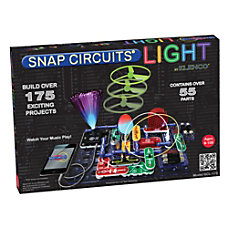 Elenco Electronics Snap Circuits LIGHT Set