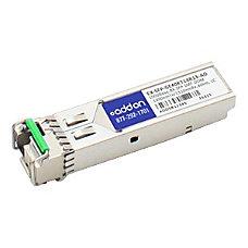 AddOn Juniper Networks EX SFP GE40KT14R13