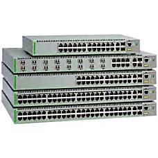 Allied Telesis AT FS970M24PS Ethernet Switch