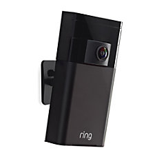 Ring Stick Up Cam Black
