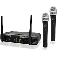 PylePro Professional Premier Series PDWM3375 Wireless