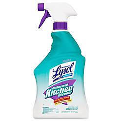 Lysol Anti bact Kitchen Cleaner Spray