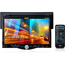 Pyle PLD75MU Car DVD Player 7