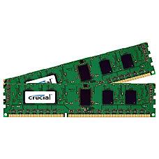 Crucial 4GB kit 2GBx2 240 Pin