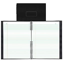 Blueline AccountPro 50percent Recycled Record Book