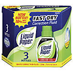 Correction Fluid & Tape