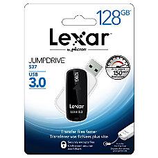 Lexar JumpDrive S37 USB 30 Flash