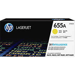 HP Original LaserJet Toner Cartridge Yellow