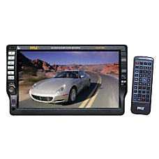 Pyle PLD71MU Car DVD Player 7