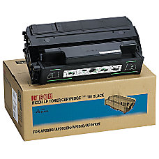Ricoh 400759 High Yield Black Toner
