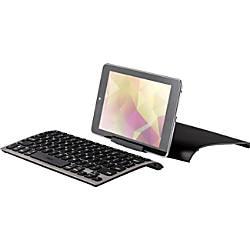 ZAGG ZAGGkeys Universal Bluetooth Keyboard Black