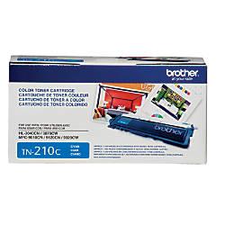 Brother TN 210C Cyan Toner Cartridge