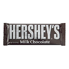 Hersheys Milk Chocolate 155 Oz Box