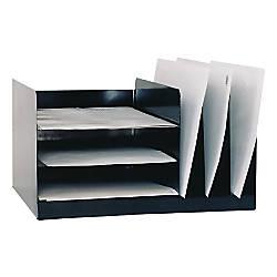 Steel Desk Combo Black AbilityOne 7520