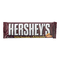 Hersheys Milk Chocolate With Almonds 145