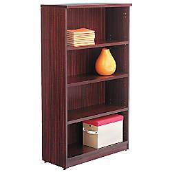 Alera Valencia Series BookcaseStorage Cabinet 4