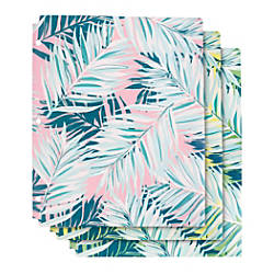 Divoga 2 Pocket Poly Folder Tropical