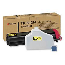 Kyocera Magenta Toner Cartridge Laser 8000