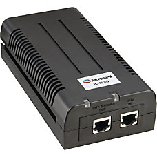 Microsemi Single Port Gigabit Midspan 60W