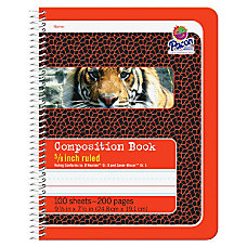 Pacon Composition Book 100 Sheets 200