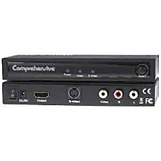 Comprehensive Composite S Video and Audio