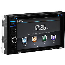 Boss Audio BV9356 Double DIN 62