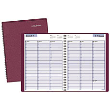 DayMinder Weekly Appointment Book 8 x