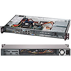 Supermicro SuperChassis 505 203B Black