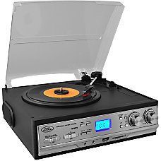 Pyle PTTCS9U RecordCassette Turntable