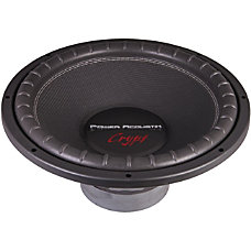 Power Acoustik Crypt CW2 154 Woofer