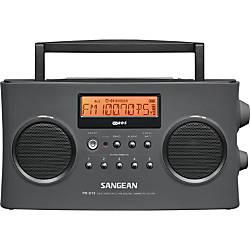 Sangean FM Stereo RDS RBDS AM