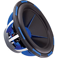 Power Acoustik MOFO MOFO 124X Woofer
