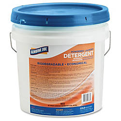 Genuine Joe Economical Powdered Laundry Detergent