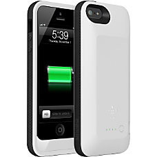 Belkin Grip Power Battery Case for