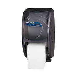 San Jamar Duett Toilet Tissue Dispenser