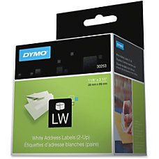 Dymo Address Labels 112 x 35