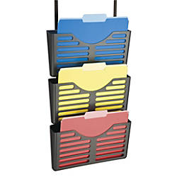 Officemate Vertical Mate Cubicle File Pockets