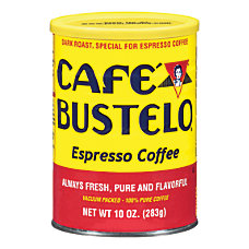 Caf Bustelo Dark Roast Espresso Coffee