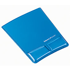 Fellowes Gel Wrist RestMouse Pad With