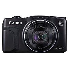 Canon PowerShot SX710 HS 203 Megapixel